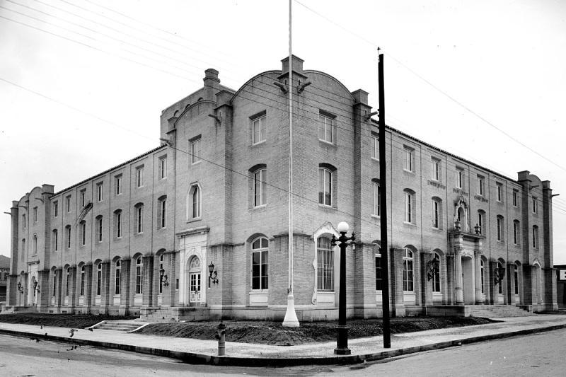 Federal Building - Waco, Texas, 1936